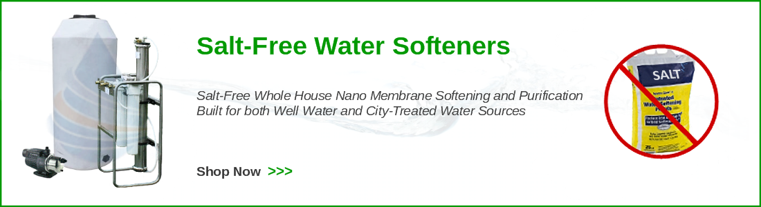 nano water softeners