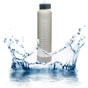 commercial iron and manganese well water filter