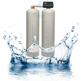 twin alternating sand filters